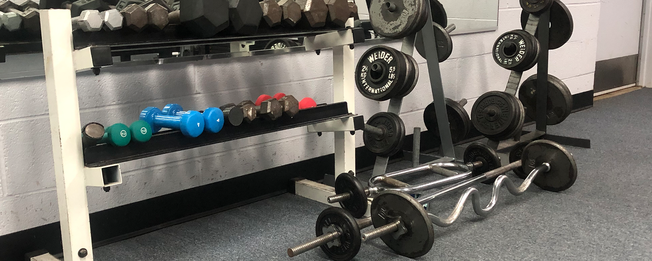 Weight & Fitness Room