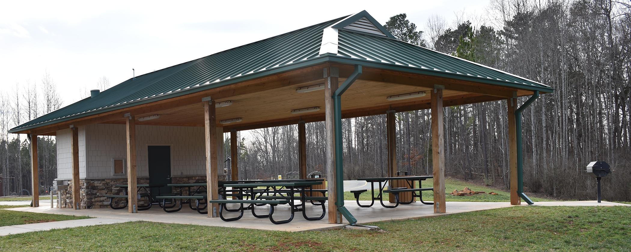 Graham Regional Park Shelter