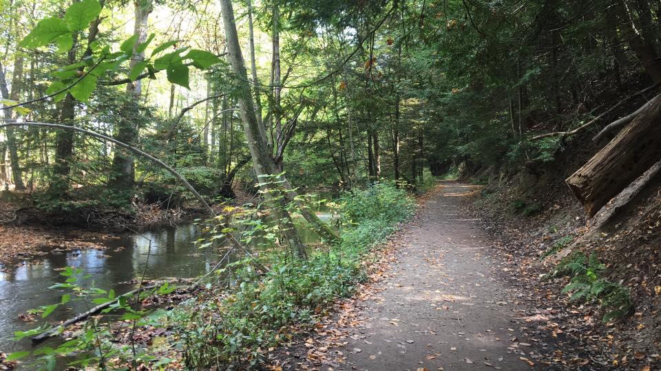 Turtle Creek and Funk Bikeway