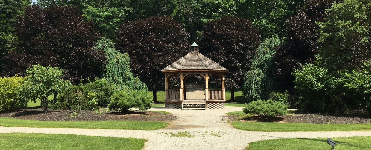 Gazebo available for rent
