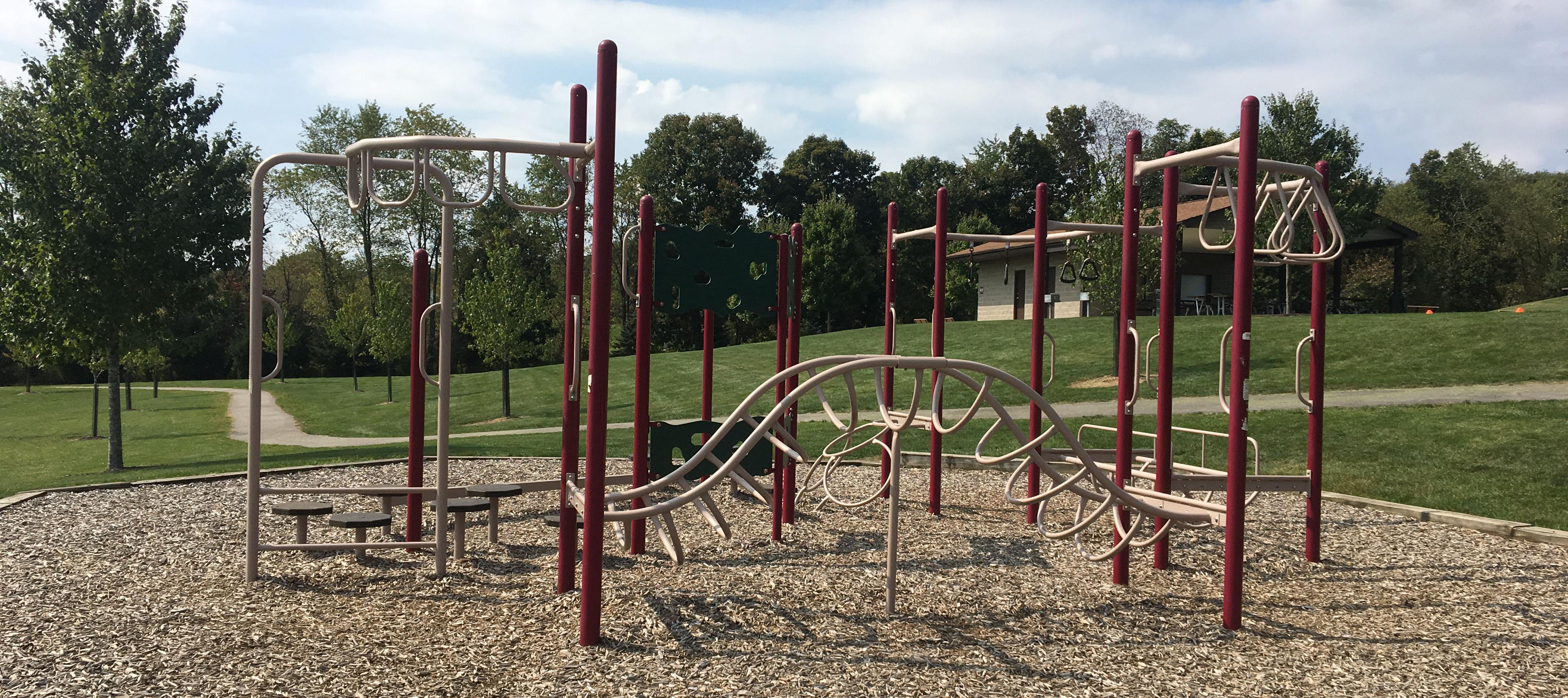 Leftwich playground