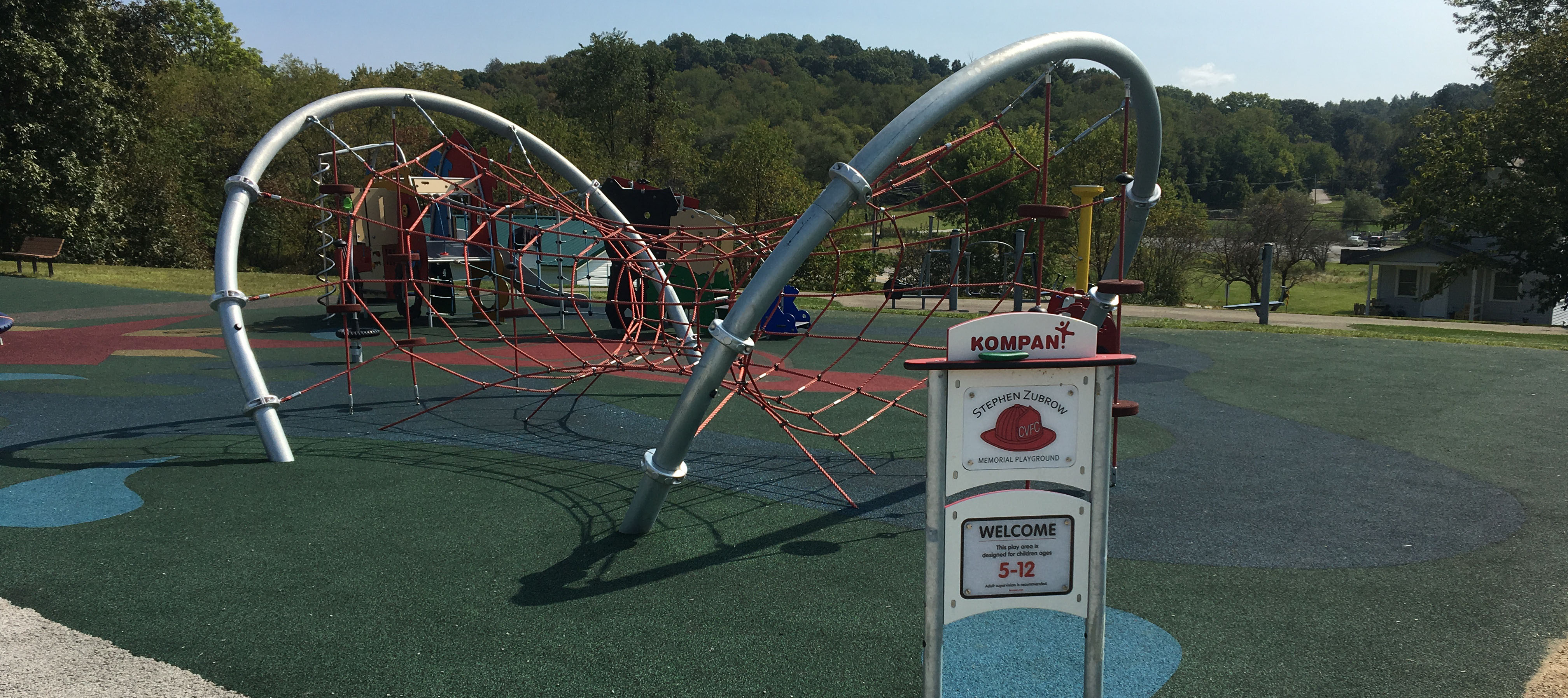 Miracle Field playground