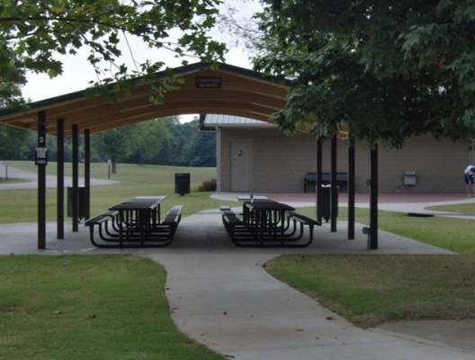 Lee Victory Recreation Park Shelter 2