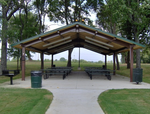 Lee Victory Recreation Park Shelter 4
