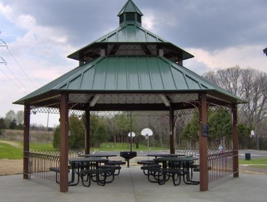 Pioneer Park Shelter