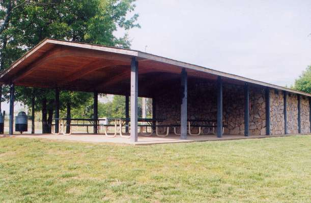 Sharp Springs Natural Area Shelter A