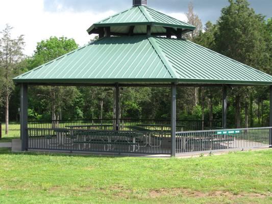 Hilltop-Rosenwald Park Shelter