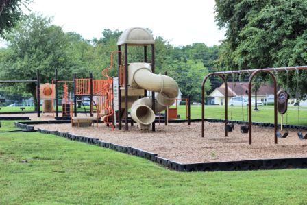 J.J. McWilliams Old Rock School Park Playground