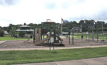 Rock Springs Park Playground and Shelter
