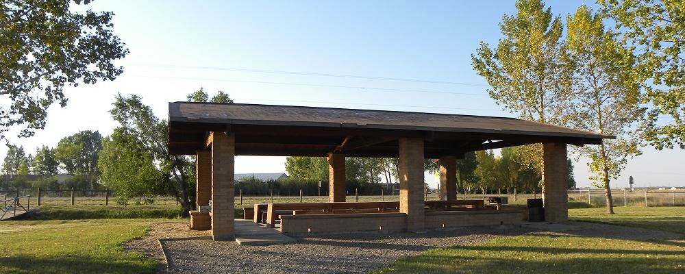 Big Sandy Large Shelter