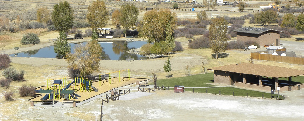 Sweetwater County Picnic Grounds