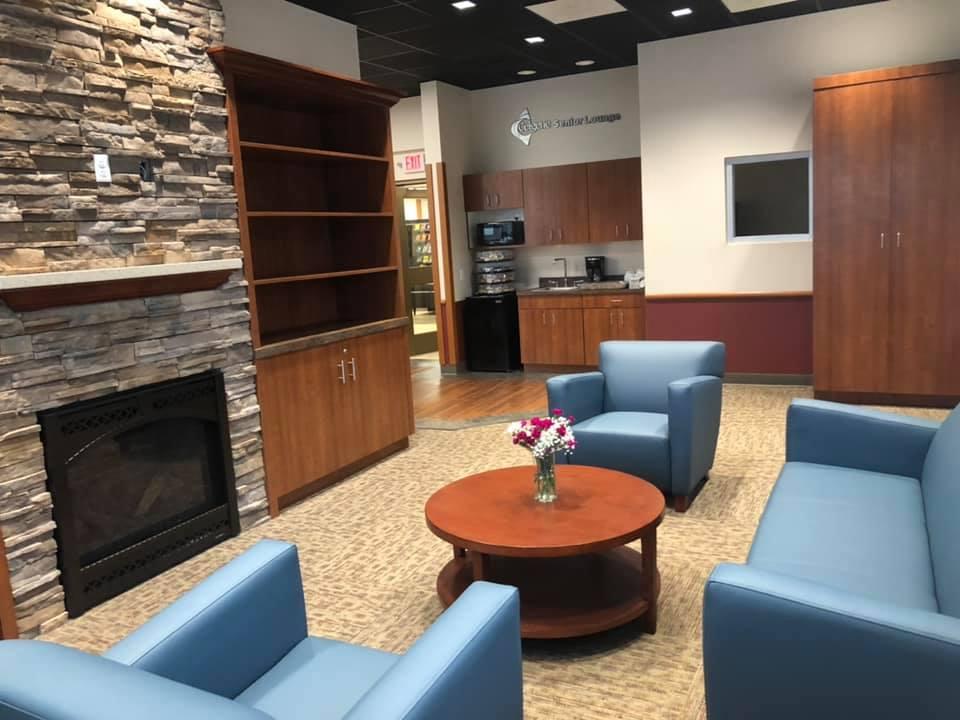 Celgene Senior Lounge